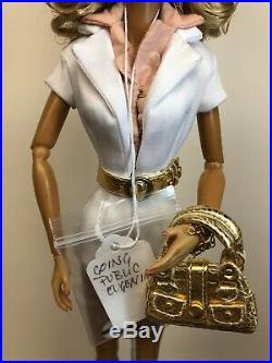 12.5 Fashion Royalty Integrity Eugenia Perrin Going Public 2008 RARE