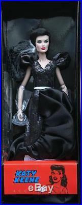 12 FR2Shimmering Dynasty Katy Keene Dressed DollLE 500NIBNRFB