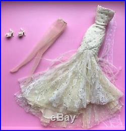 12 FRA Brighter Side Kyori Sato Ivory Gown OutfitFAO SchwartzLE 500Rare