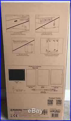 12 FRAcrylic LED Display CaseIntegrity ToysNewNRFBSold OutRare