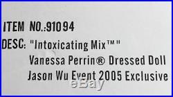 12 FRIntoxicating Mix VanessaSignedLE 300Royaltini Convention ExclusiveNIB