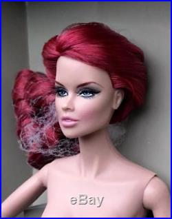 12 FROut Sass Vanessa Nude DollWithExtra HandsLE 875MIB