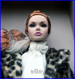 12 FRTraveling Incognito Poppy Parker Dressed DollCinematic ConventionNFRB