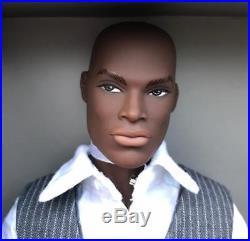 13 FRHigh & Mighty Darius Reid Dressed Figure DollHommeLE 800NIBNRFBRare