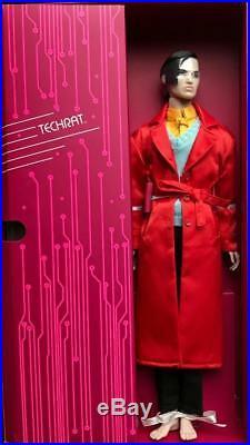 13 FRJem And The Holograms Techrat Dressed FigureNo Extra HeadNRFBNIBRare