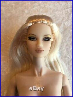 2007 Integrity Toys Fashion Royalty A Brighter Side Kyori NUDE doll