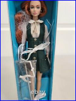 2012 Tropicalia Convention Hair Workshop Poppy Parker Doll Red Head Integrity