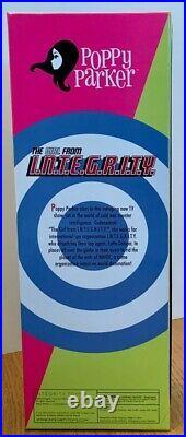 2014/PP060 Agent Lotta Danger Poppy Parker Doll 3 Extra sets of hands! MIB
