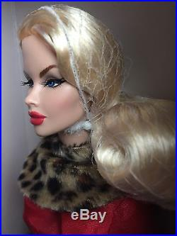 2015 Cinematic Convention FR Vanessa Perrin Star Power Dressed Doll NRFB