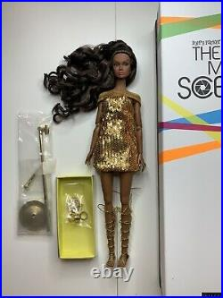 2015 Poppy Parker The Midas Touch PreOwned COMPLETE The Model Scene