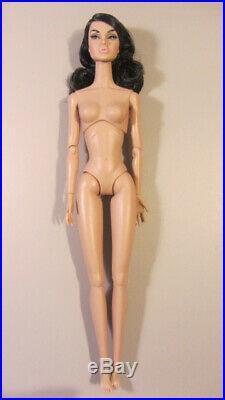 2016 Poppy Parker Split DecisionBonjour Mademoiselle nude doll only
