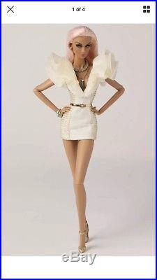 2018 Integrity Luxe Life Public Adoration NuFace Eden Blair Doll NRFB