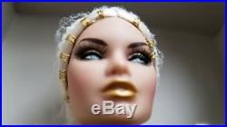 24k Erin Salston Dressed Doll The Nu-face 2017 It Convention Fashion Fairytale