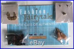 24k Erin Salston Nrfb Le550 Nu Face Fashion Fairytale Integrity Toys Conv