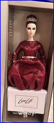 Affluent Demeanor Agnes Von Weiss 2018 Luxe Life Convention Centerpiece Doll