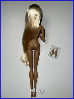 Afterglow Lilith OOAK Reroot Nude In Box Fashion Royalty Nuface Integrity Toys
