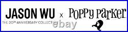 Anniversary Kiss BLOND Poppy Parker Jason Wu 20th Anniversary Collection NRFB