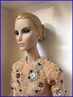 Bergdorf Goodman Evening Gown Elyse Jolie- Jason Wu Fashion Royalty- Le200 Nude