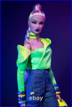 Beyond This Planet Violaine NRFB Integrity Toys NU FACE Counter Culture HTF
