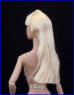 Blond Poppy Parker Nude Doll Loose Mint Fashion Royalty