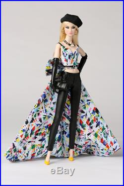 COMPLETE Poppy Parker Build-a-Doll Style Lab Integrity Luxe Life Convention NRFB
