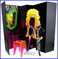 Designing Woman Phyllis Pizzazz Gabor Jem and the Holograms Integrity Toys NIB