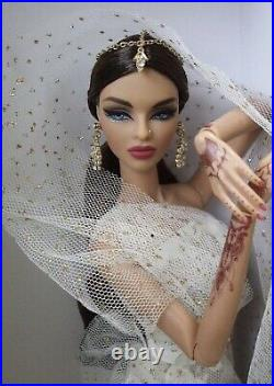 Divinity Isha Kalpana Narayanan Fashion Royalty Sacred Lotus Coll Nrfb