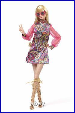 Enlightened in India Poppy Parker NRFB Doll Integrity Toys