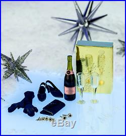 FIRST TASTE OF CHAMPAGNE POPPY PARKER BonBon LE 2016 W Club Excl PP107 NRFB