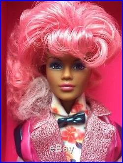 FR INTEGRITY Fashion Royalty JEM AND THE HOLOGRAMS RAYA ALONSO 12 Doll NRFB