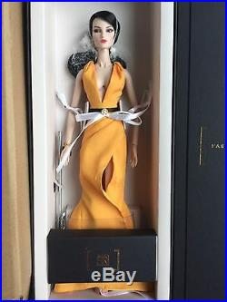 FR2 INTEGRITY Fashion Royalty ELISE JOLIE ON THE RISE Dressed Doll LE 700 NRFB