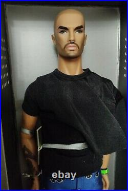 Fashion 2018 Nu Face Tantric Lukas Homme Male Doll FR Royalty