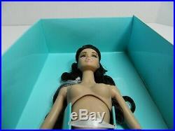 Fashion Royalty 12 Split Decision Brunette Poppy Parker Nude Doll, Integrity