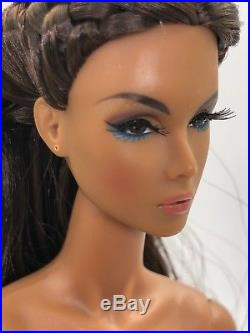 Fashion Royalty Changing Winds Eden Blair Nude Comvention Integrity Doll NU. Face