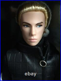 Fashion Royalty Doll Sebastien Havoc Brother In Arms Lex Lawrence Dressed Homme
