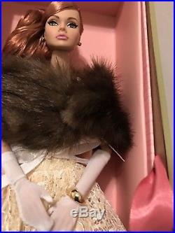 Fashion Royalty Elegant Evening Poppy Parker centerpiece doll