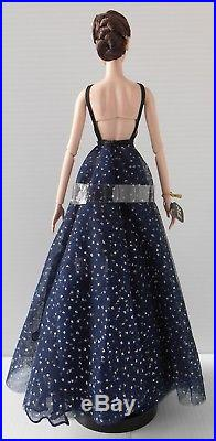 Fashion Royalty Elyse Elise Jolie Midnight Star 2013 Premiere Collection FLAW