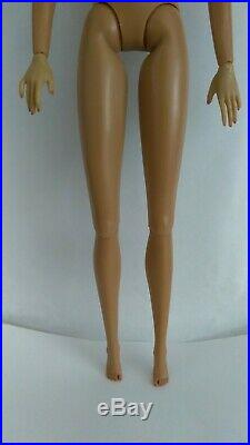 Fashion Royalty Going Public Eugenia Perrin Frost NUDE Doll only