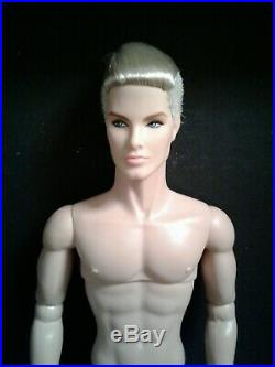Fashion Royalty Homme Doll Underwear & Beanie + EXTRA Hands Integrity Toys NEW