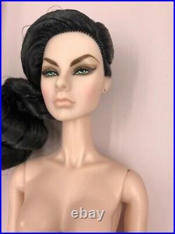Fashion Royalty Integrity Doll Agnes Von Weiss Riviera Drama W Club Nude