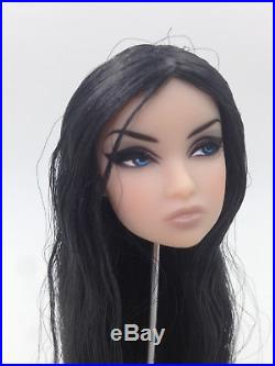 Fashion Royalty Integrity Doll Erin Power Couple New Head NU. Face LE300