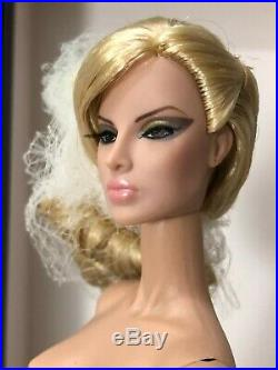 Fashion Royalty Integrity Doll Eugenia City Prowl White Skin Nude Doll