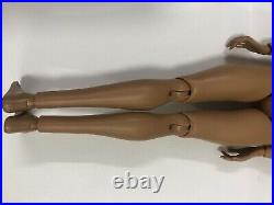 Fashion Royalty Integrity Doll FR Homme Latino Skin Replacement Body