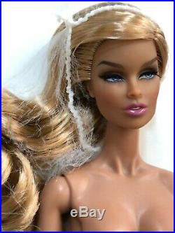 Fashion Royalty Integrity Doll French Kiss Vanessa Perrin Sunkissed Skin Nude