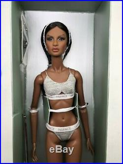 Fashion Royalty Integrity Doll NU. Face My Essence Dominique Makeda NRFB