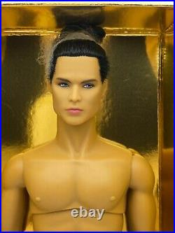 Fashion Royalty Integrity Toys Luxe Style Lab Miss Behave Milo Montez Male Doll