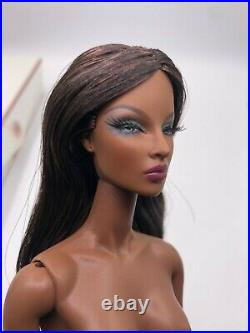 Fashion Royalty Integrity Toys Modernist Eugenia Perrin-Frost Nude Doll