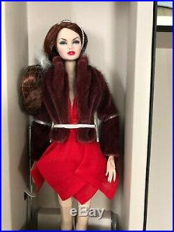 Fashion Royalty Integrity Toys NU. Face Erin in Rouges Dressed Doll NRFB