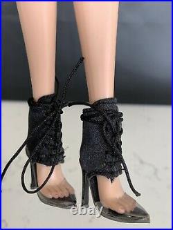 Fashion Royalty Integrity Toys Style Lab Fashion Model Blue Barkhart Doll Used