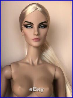 Fashion Royalty Intrigue Elyse Jolie NUDE DOLL Jason Wu Integrity Toys